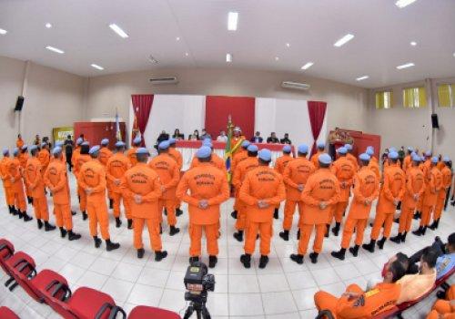 VALORIZAÇÃO   Corpo de Bombeiros ganha 41 novos…
