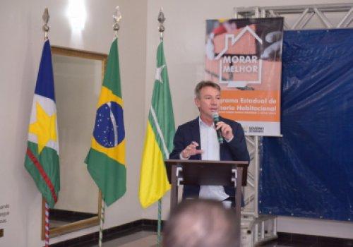 INVESTIMENTO EM MORADIA   Governo lança 'Morar Melhor'…