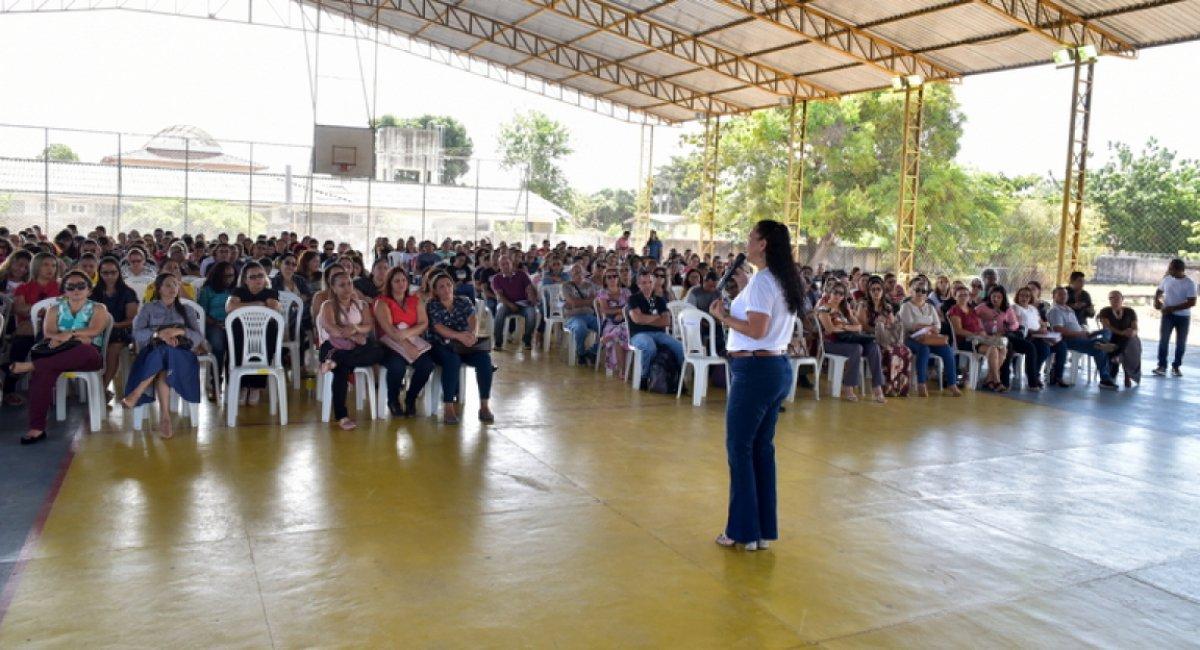 BNCC   Mais de 400 professores recebem formação para a implementação do Documento Curricular de Roraima