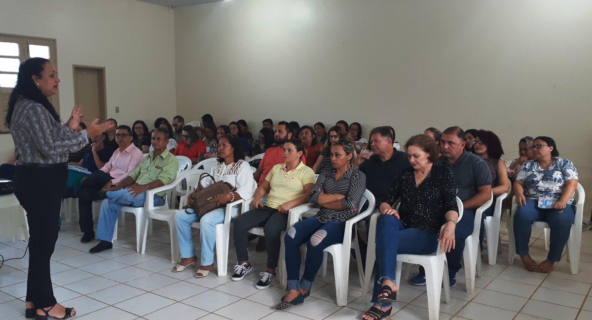 RETORNO PROFESSORES | Professores que atuam nas escolas e no Ceforr retornam hoje, 27, para planejar as ações para 2020