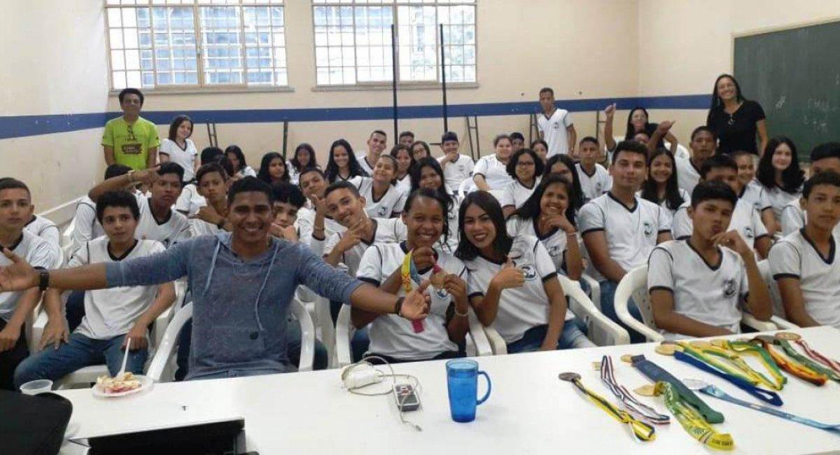 Escola São Vicente de Paula realiza I Festival de Corrida