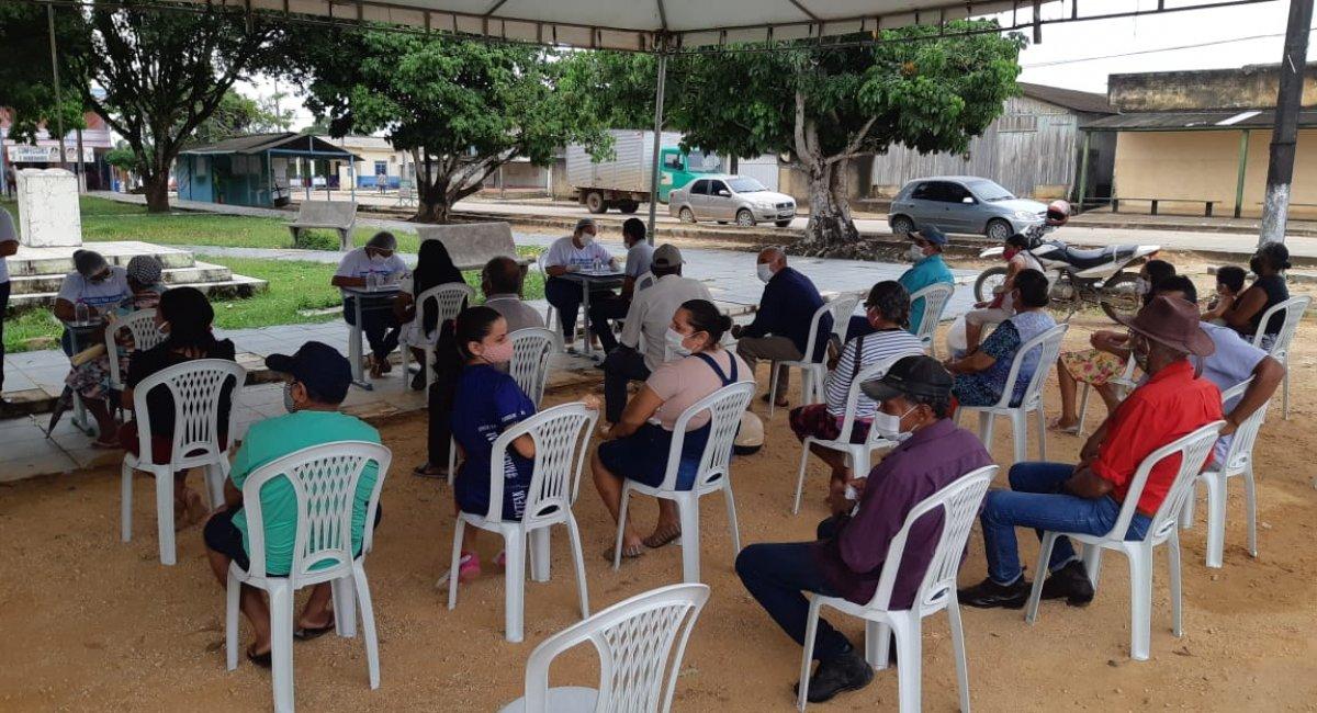 TESTAGEM COVID-19   Campanha atende mais de 500 pessoas em apenas um dia em três municípios