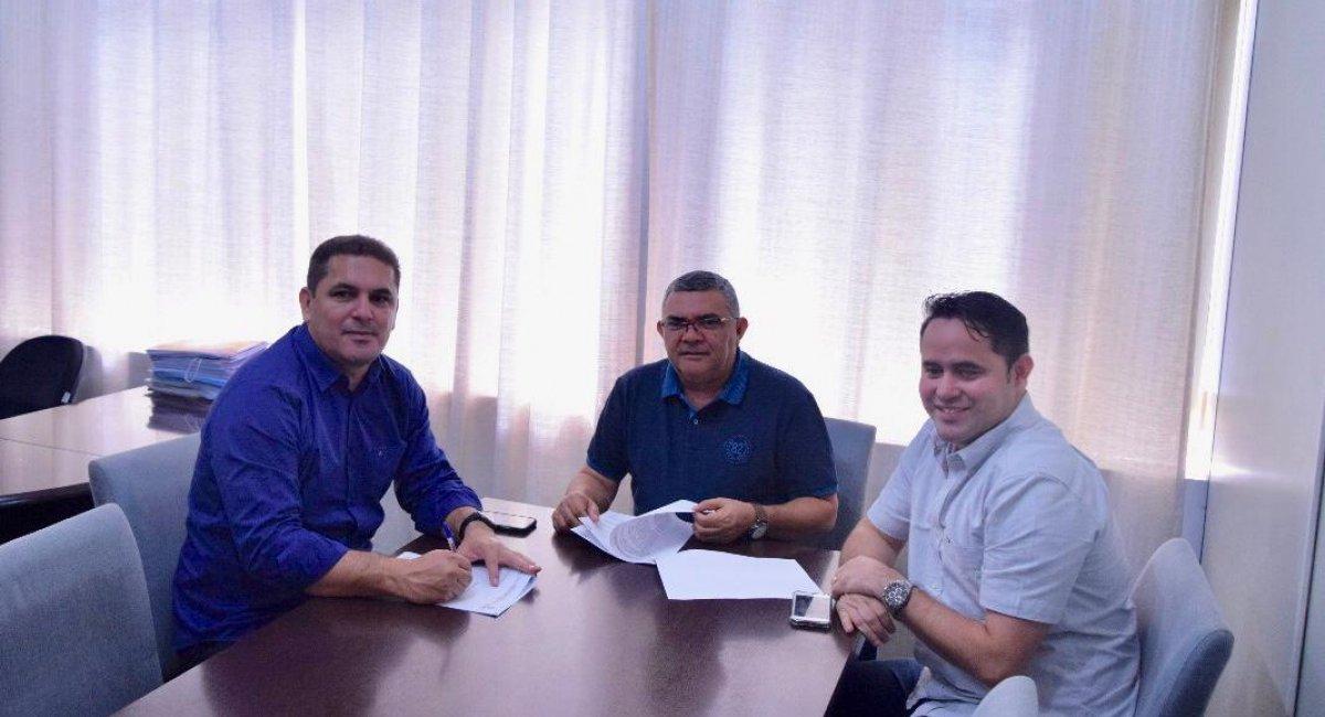 Caer e Femarh se unem para realização de análise dos rios de Roraima