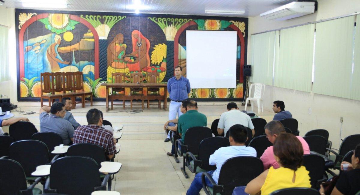 INTEGRAÇÃO | Seapa se reúne com secretários municipais de agricultura para articular ações de desenvolvimento