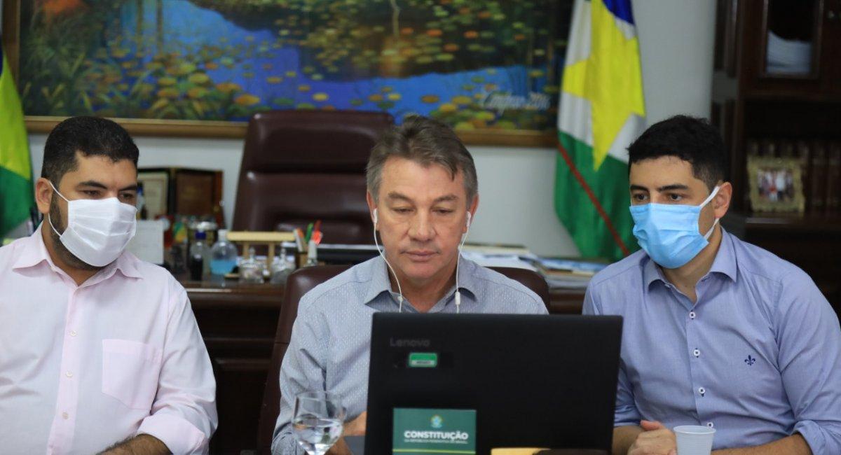 NOVOS INVESTIMENTOS | Denarium busca apoio da Suframa para atrair indústrias para Roraima