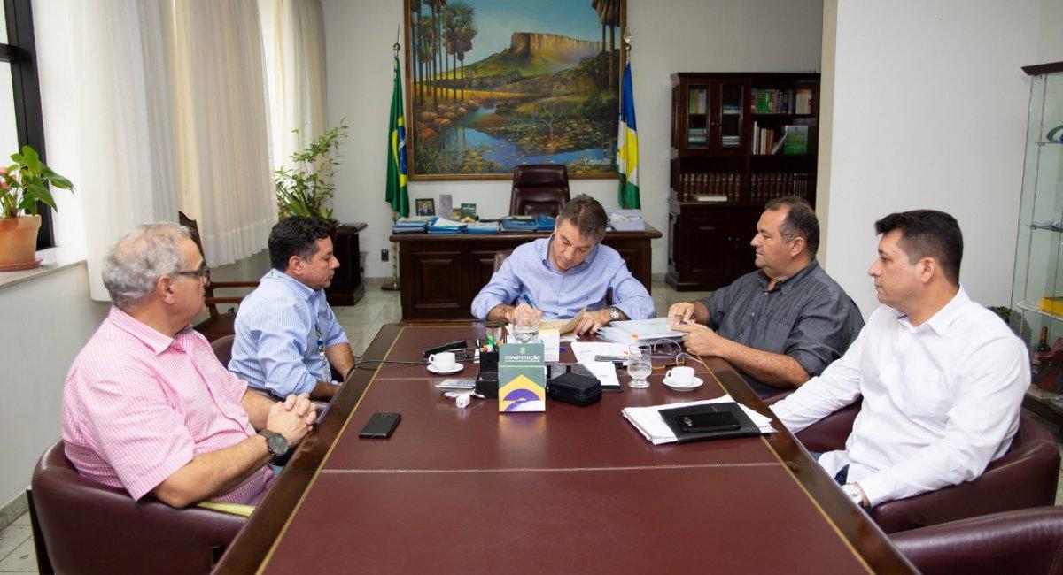 Iteraima apresenta projeto de regularização fundiária de loteamento para o município do Cantá