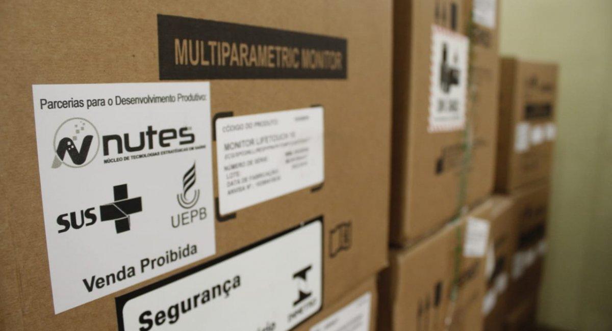 PARCERIA | Ministério da Saúde doa equipamentos para o Governo de Roraima
