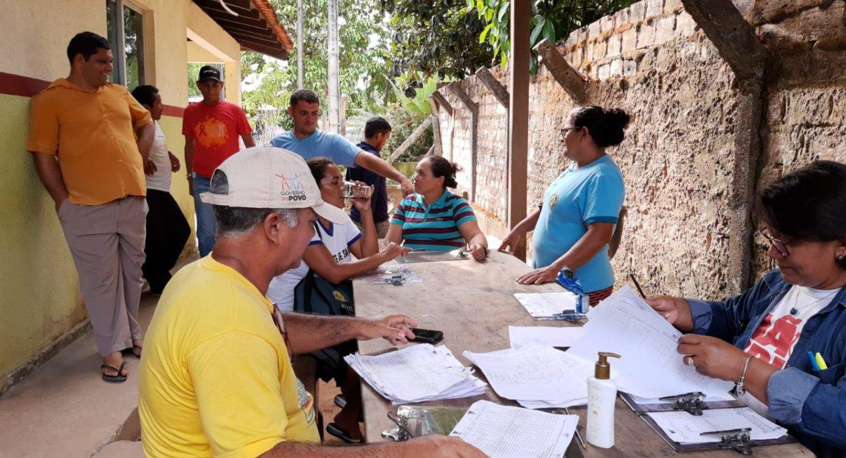 COMBATE À DENGUE   Sesau instala sala de hidratação e reforça necessidade de prevenção contra o Aedes Aegypti