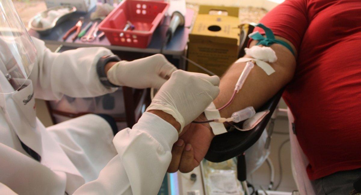 Hemoraima terá programação especial no Dia Nacional do Doador Voluntário de Sangue
