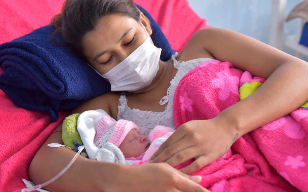 9 DE MAIO | Mães internadas na Maternidade falam de suas vivências com a chegada dos filhos