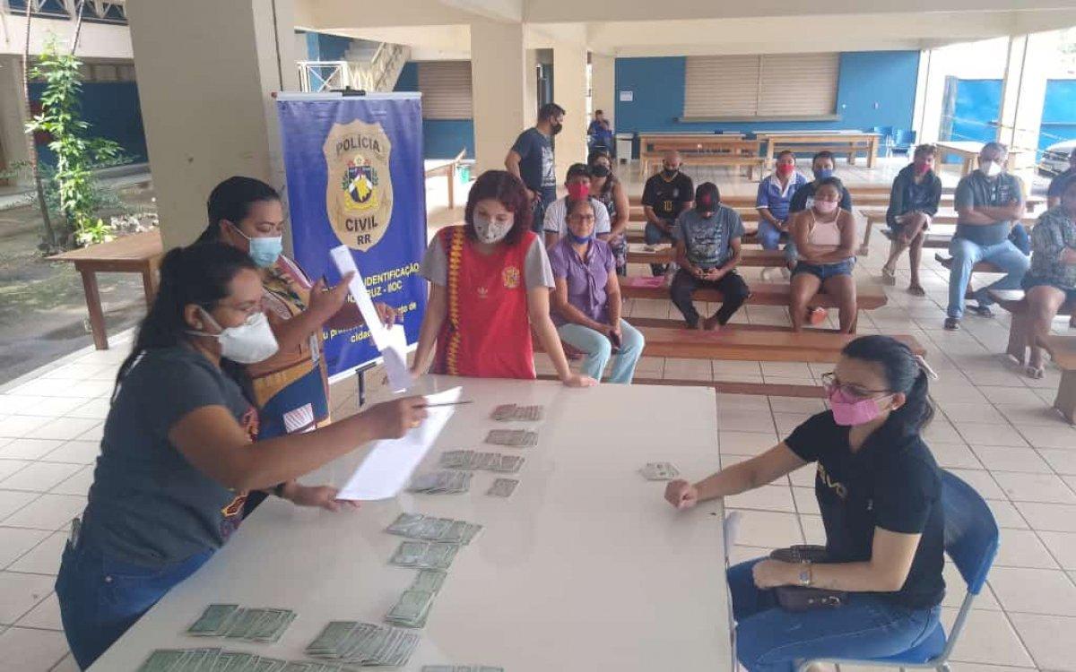 RG NA MÃO | Atendimento na escola Severino Cavalcante encerra com 220 documentos emitidos