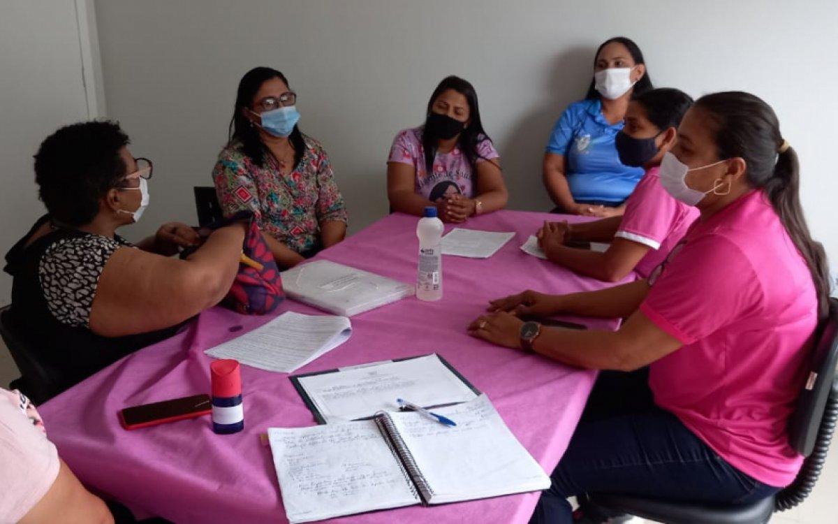 ATENÇÃO PRIMÁRIA FORTALECIDA | Sesau acompanha trabalho realizado em parceria com os municípios